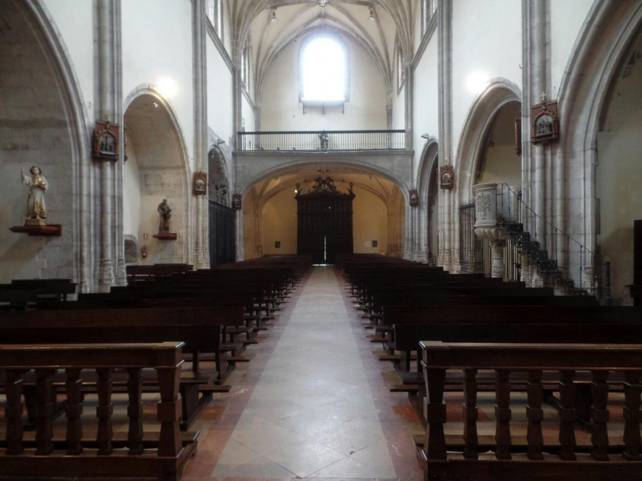 Iglesia cofrade Oviedo